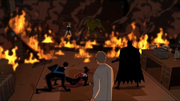 Batman-Stalemate!