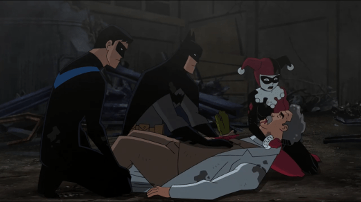 Batman-We've Lost Him!