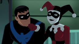 Nightwing-We're Good, Harley!