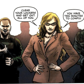 Dynamite's RoboCop #1-You're All Fired!