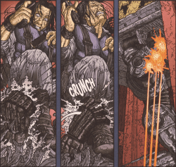 Frank Miller's RoboCop #8-I Have You Now, Creep!