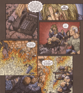 Frank Miller's RoboCop #8-No Use Calling For Help!