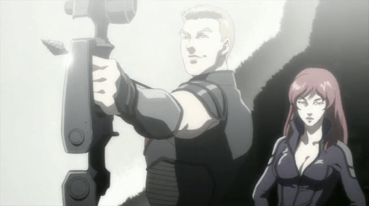 Hawkeye-We Finally Caught Up, Stark!