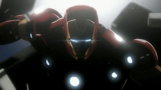 Iron Man-Making A Break For It!
