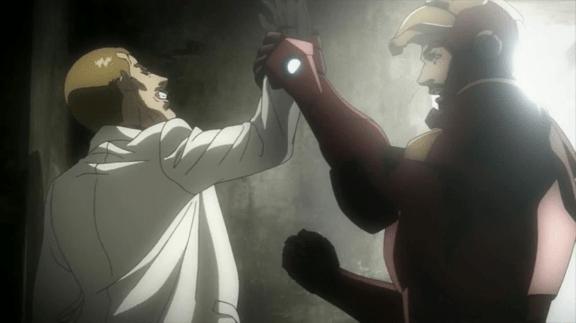 Iron Man-Thank You!