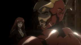Iron Man-What's This All About, Fury!