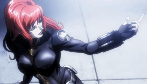 Black Widow-Last Chance, Castle!