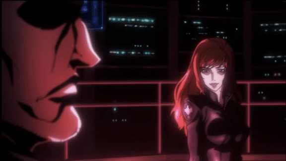 Black Widow-We're Partners Now, Punisher!