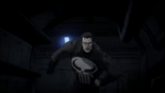 Punisher-I'm Outta Here!