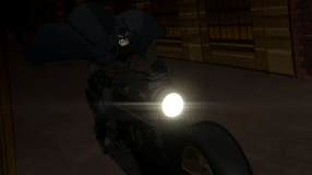 Batman-Steampunk Speed!