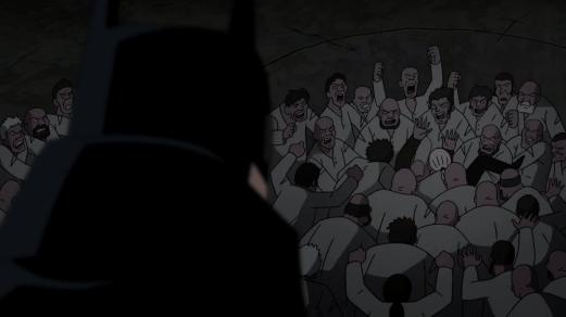 Batman-Too Late Again!