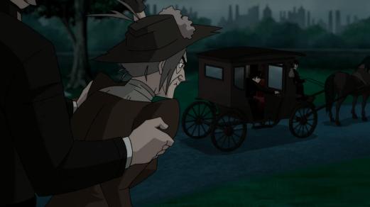 Bruce Wayne-Departure Under Suspicion!