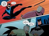 Harley Quinn & Batman #3-Busted Break-In!
