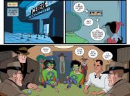 Harley Quinn & Batman #3-Cards With Criminals!