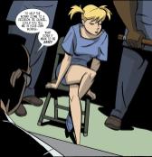 Harley Quinn & Batman #5-A Simple Question!
