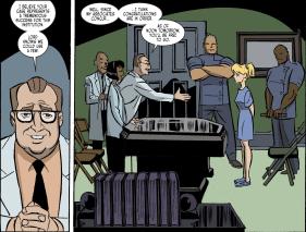 Harley Quinn & Batman #5-Freedom Granted!
