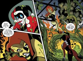 Harley Quinn & Batman #5-The Power Of Friendship Doesn't Work Here!