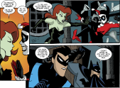 Harley Quinn & Batman #5-You Ratted Me Out!
