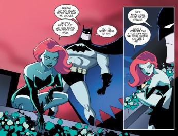 Batman & Harley Quinn #2-A Chance To Turn Your Life Around!