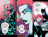 Batman & Harley Quinn #2-Ivy's Uncertainity!