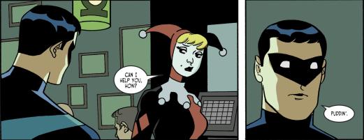 Batman & Harley Quinn #4-Never Mind!