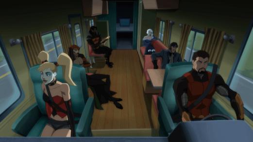 Suicide Squad-We're Off!