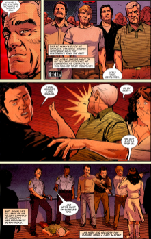 Die Hard-Year One #3-You Can't Hire Good Help!