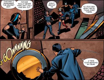 Suicide Squad #10-Alternate Exit!