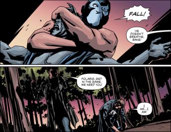 Suicide Squad #11-Multiple Struggles!