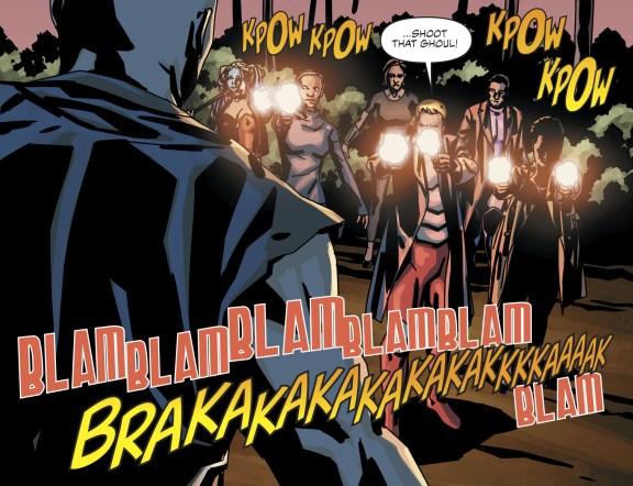 Suicide Squad #11-Open Fire!
