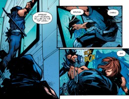 Suicide Squad #3-Scandal's Slice 'N Dice Special!