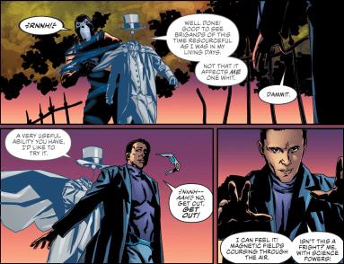 Suicide Squad #8-Resourceful Spirit!