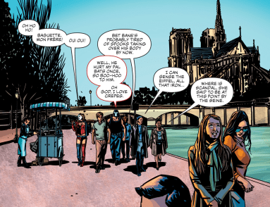 Suicide Squad #9-Our Own French Invasion!