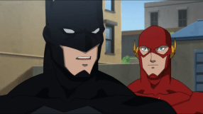 Batman-Get The Civilians Out, Barry!