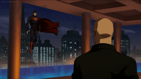 Superman-I'll Be Back, Lex!