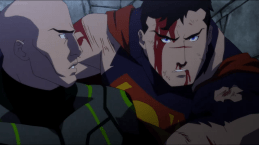 Superman-Saving My Regular Enemy From A Greater Enemy!