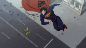 Superman-You're Not Harming The Mayor Anymore!