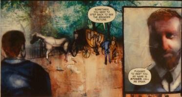 Dracula's Revenge #1-Meeting My 'Creator'!