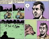 Wolves Of Birdtown-Bizarre Nature Encounter!