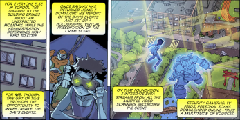 Big Hero 6 #1-My Own Noctural Investigation!