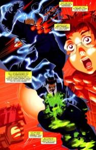 Big Hero 6 #3-A Shot To Hiro's Heart!
