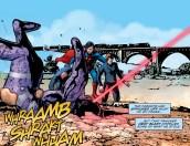 D.O.S. Issue #2-A Villain's Lack Of Proper Vision!