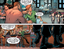 D.O.S. Issue #6-Those Guys Look Peculiar!