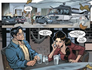 D.O.S. Issue #8-Lunch Is Over, Lois!
