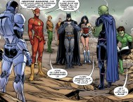 D.O.S. Issue #9-A New World With New Supermen!