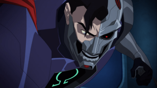 Cyborg Superman-I'm Gonna Kill You & Everything You Stand For!