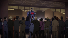 Cyborg Superman-Slowly Getting The Populace's Trust!