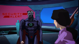 Cyborg Superman-The League Is Back, But We Won't Be Here!