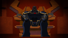 Darkseid-Nothing Shall Prevent Me From Conquering Earth This Time!