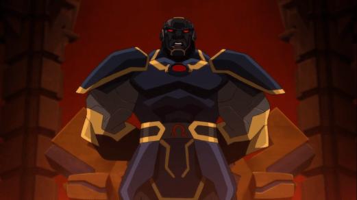 Darkseid-We Still Have Some Work To Do!